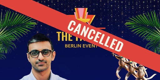 CANCELLED: Become a Product Mastermind w/ Avichal Garg