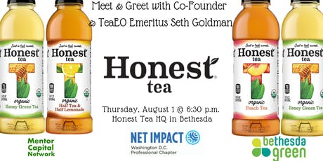 An Evening with Honest Tea tickets