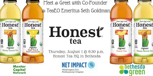 An Evening with Honest Tea