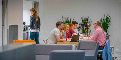 Free Workspace Wednesdays - Lowry House, Manchester tickets