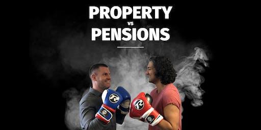 Property vs Pensions