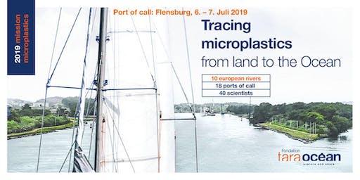 Konferenz-Mission Mikroplastik 2019: das Forschungsschiff Tara in Flensburg