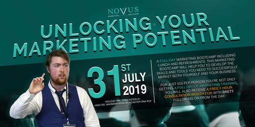 UNLOCKING YOUR MARKETING POTENTIAL