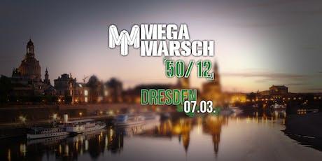 Megamarsch Dresden 2020 (50/12) Tickets