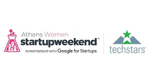 Techstars Startup Weekend Athens Women