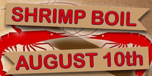 Shrimp Boil 2019