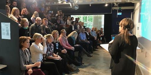 Forskningsfrukost: Incitament, kontroll och tillit - en ekonoms resa mot att förstå hur den offentliga sektorn fungerar av och med Laura Hartman