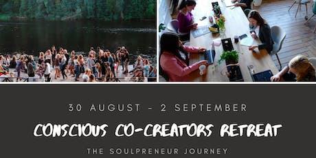 Conscious Co-Creators Retreat: The Soulpreneur Journey tickets