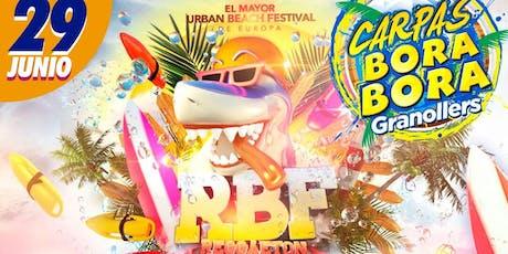 Reggaeton Beach Festival Pre Party Oficial entradas