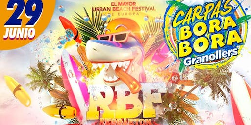 Reggaeton Beach Festival Pre Party Oficial