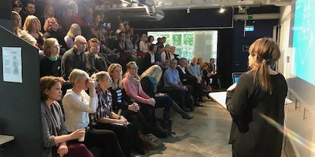 Forskningsfrukost: Välfärd, tjänstelogik och design av och med Stefan Holmlid tickets