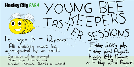 Young Bee Keepers - Taster Sessions