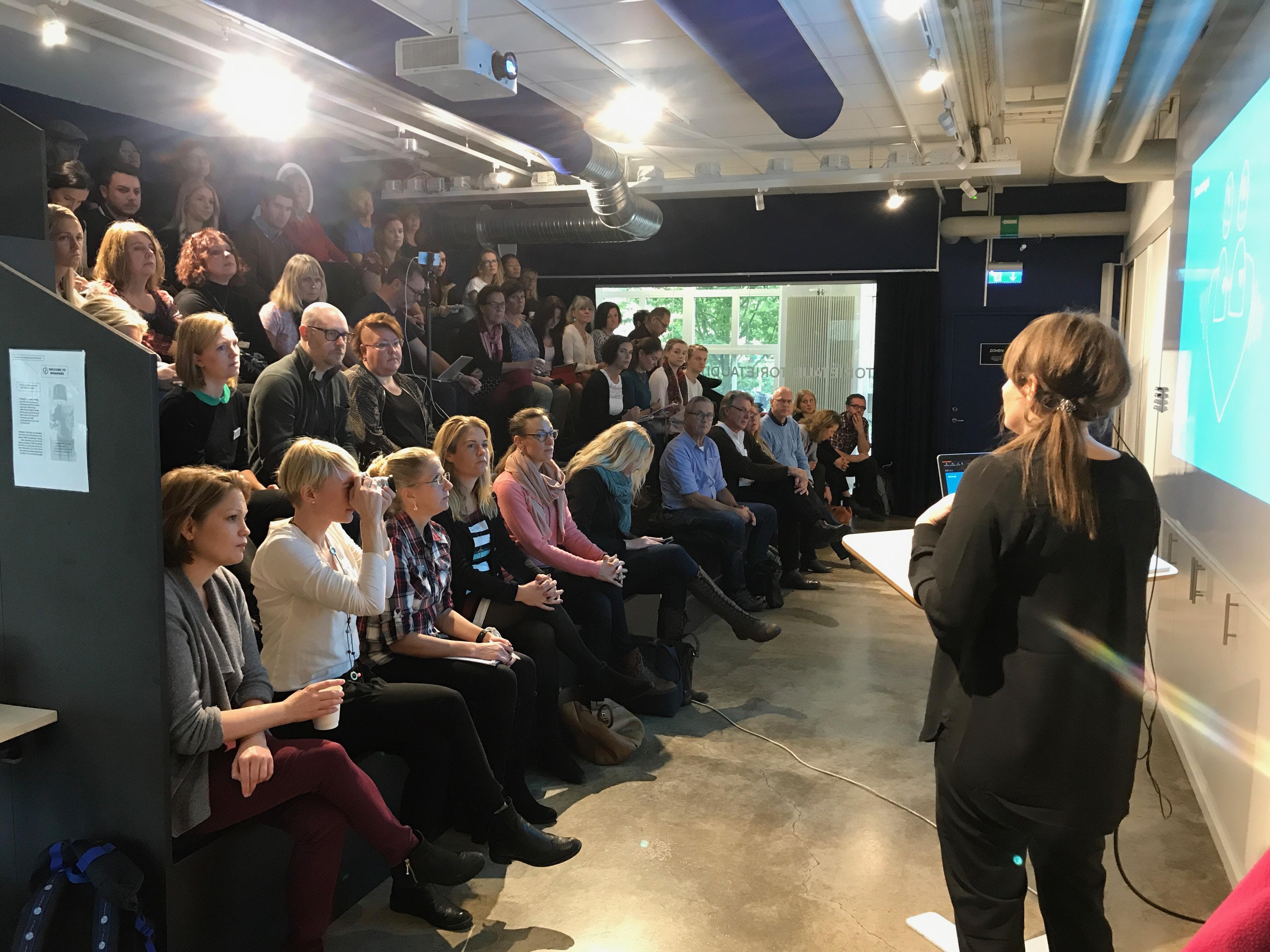Forskningsfrukost: Lokal implementering av FN:s globala hållbarhetsmål och kommuners roll i genomförandet av Agenda 2030 av och med Sara Gustafsson