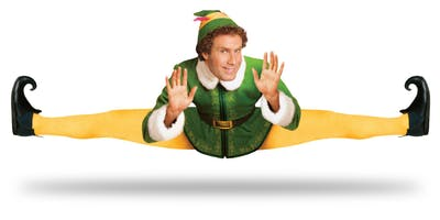 ULLACOMBE BARN CINEMA - ELF (6pm)