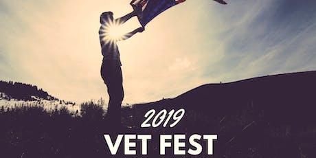 Vet Fest tickets