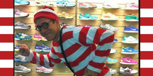 Waldo FOUND Kalamazoo