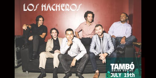 Los Hacheros at Tambo Salsa Social