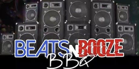 Beats & Booze BBQ tickets