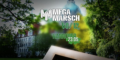 Megamarsch 50/12 Hannover 2020