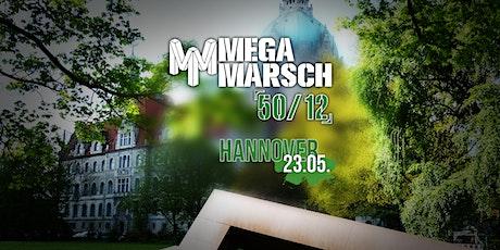 Megamarsch 50/12 Hannover 2020 tickets