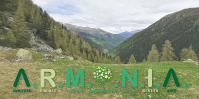 A.R.M.O.N.I.A. nelle foreste     5-6-7 luglio Valgerola