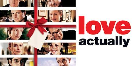 ULLACOMBE BARN CINEMA - LOVE ACTUALLY tickets