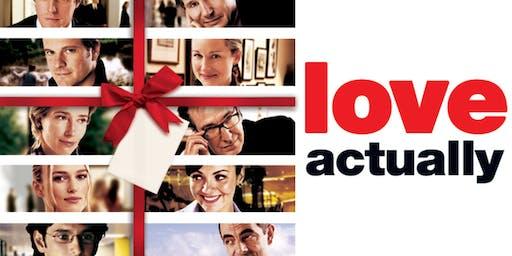 ULLACOMBE BARN CINEMA - LOVE ACTUALLY