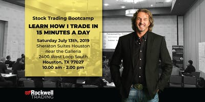 Rockwell Stock Trading Bootcamp - HOUSTON, July 13th