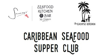 The Calypso Kitchen Supper Club with Sankey's tickets