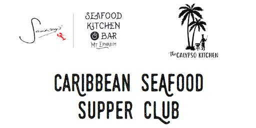 The Calypso Kitchen Supper Club with Sankey's