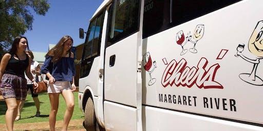 Cheers! Margaret River Amazing Graze Bus Service