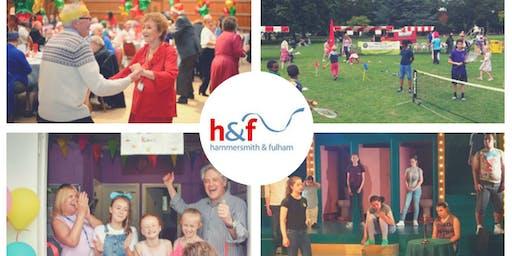 Hammersmith & Fulham Hive - Crowdfunding Workshop