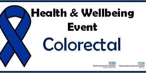 Health & Wellbeing Event for Colorectal Patients
