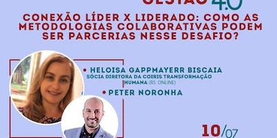 MEET UP Gestão 4.0 - HELOISA BISCAIA
