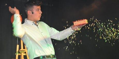 ADRIAN LIMA- MAGIC SHOW  tickets
