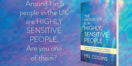 Mel Collins 'Highly Sensitive People: Embracing the Gifts of Sensitivity' tickets
