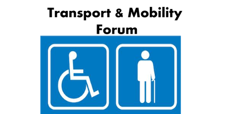 Transport & Mobility Forum October 2019 tickets