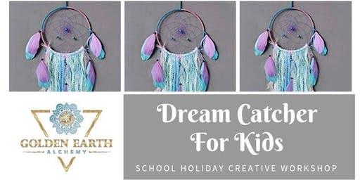 Kids Dream Catcher Workshop