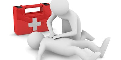 Emergency First Aid at Work - Aldridge - Friday 2nd August