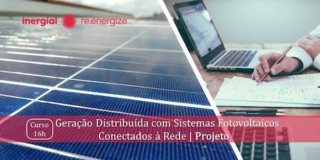 Geração Distribuída com Sistemas Fotovoltaicos Conectados à Rede | Projeto ingressos