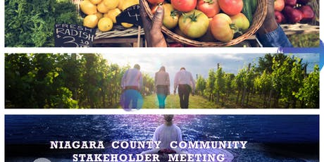 Niagara County Community Stakeholder Meeting tickets