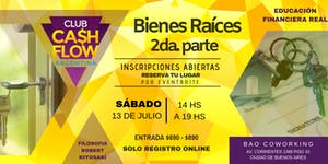 Cashflow + BienesRaíces2
