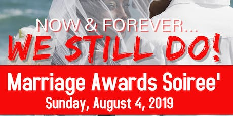 Marriage Awards Soiree'  tickets