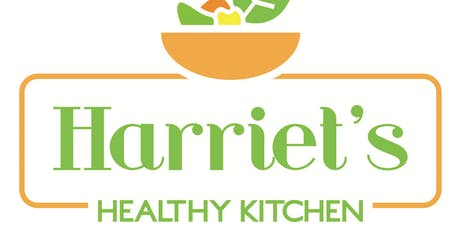 Harriets Healthy Supper Club tickets