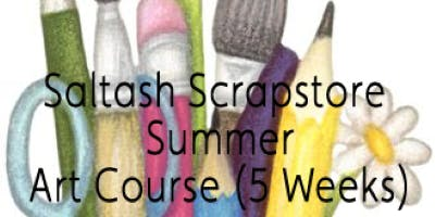 Children's Summer Art Course (5 weeks)
