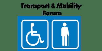 Transport & Mobility Forum June 2020