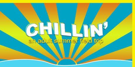 Chillin' on Line Avenue tickets