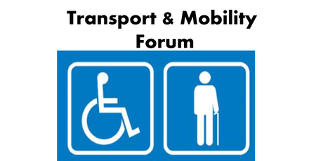 Transport & Mobility Forum October 2020 tickets
