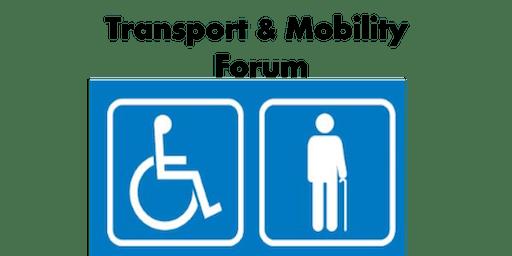 Transport & Mobility Forum October 2020