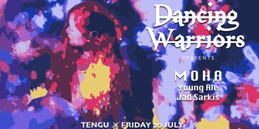 Dancing Warriors @Yamamori Tengu (Main Room)
